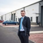 Gavin Cordwell-Smith is Chief Executive of the site developer, the Hellens Group.