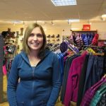 Alison Wright, owner of Gearfor Girls