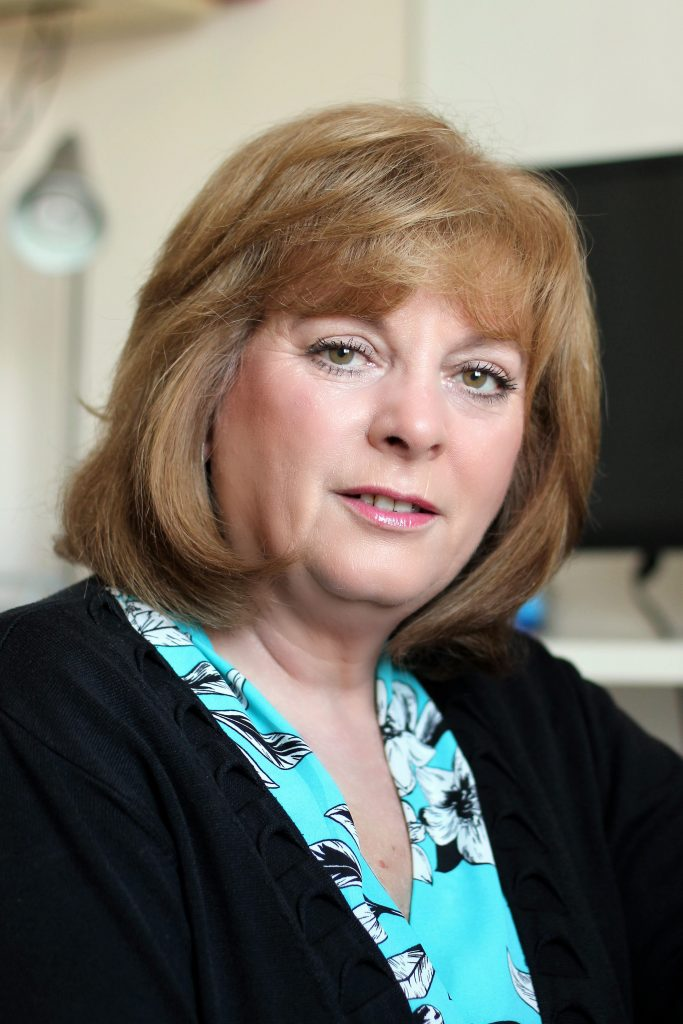 Tracey Booth MBE, Chair of Governors at Churchill Community College