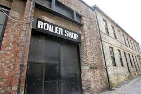 BoilerShop Redevelopment Logo